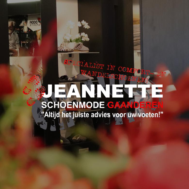 Schoenmode jeannette